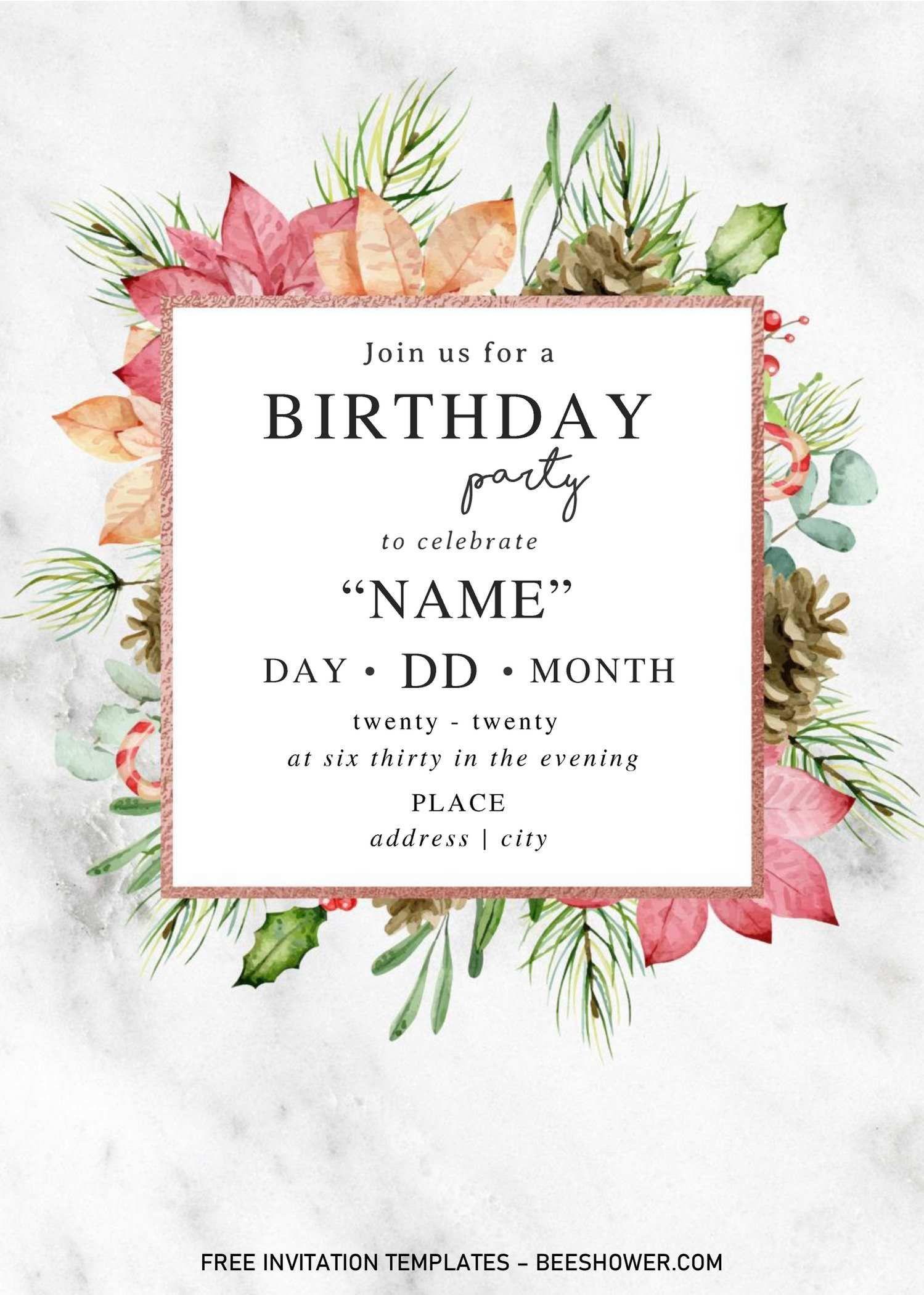 007 Striking Microsoft Word Invitation Template Baby Shower Picture  Free Editable InviteFull