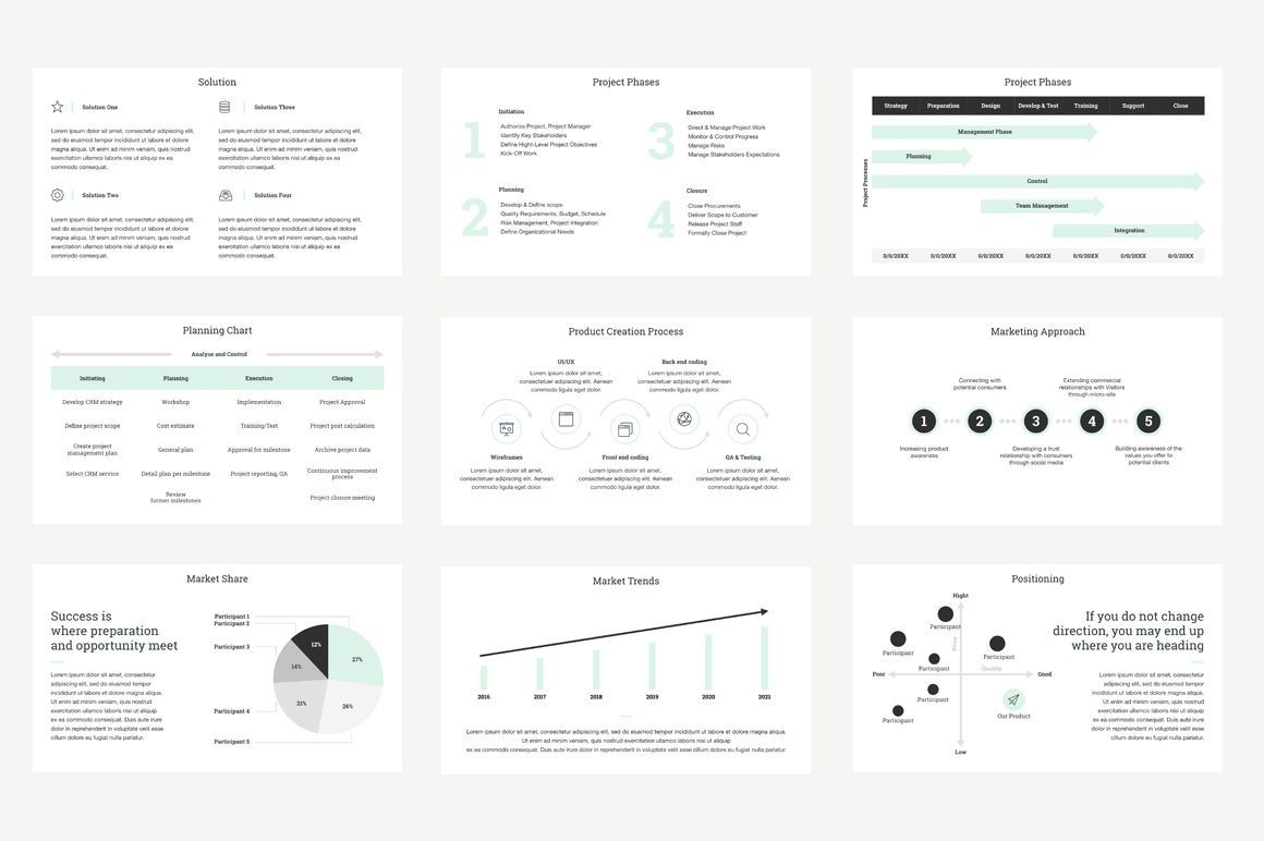 007 Striking Project Management Report Template Ppt High Def  Weekly StatuFull