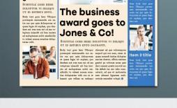 007 Stunning Adobe Indesign Newsletter Template Free Download Inspiration