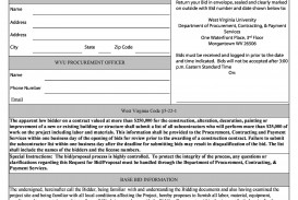 007 Stunning Construction Job Proposal Template Picture  Example