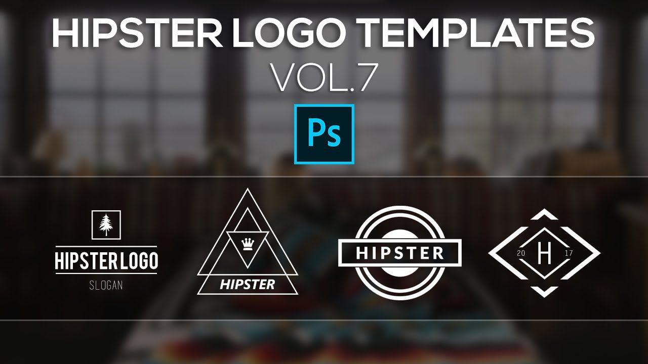 007 Stunning Free Logo Template Psd Highest Quality  Photoshop MockupFull