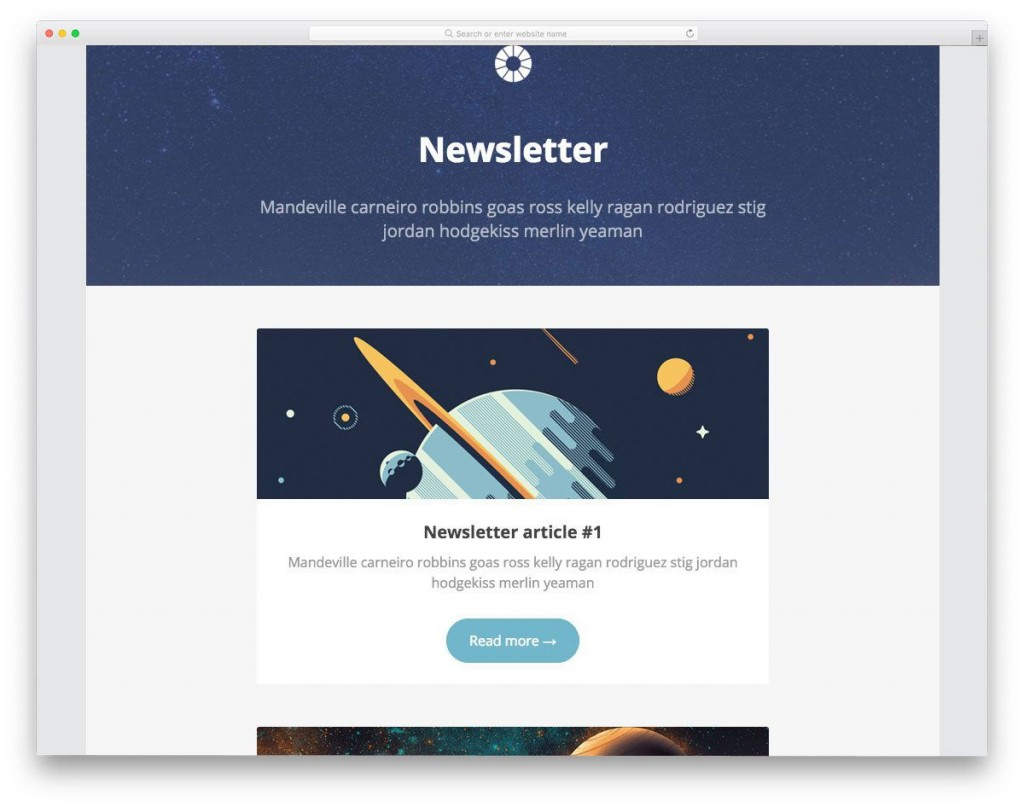 007 Stunning Free Responsive Html Email Template Download High Definition  Simple App-responsive-notification-email-html-templateLarge
