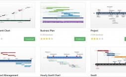 007 Stunning Gantt Chart Powerpoint Template Picture  Microsoft Free Download Mac