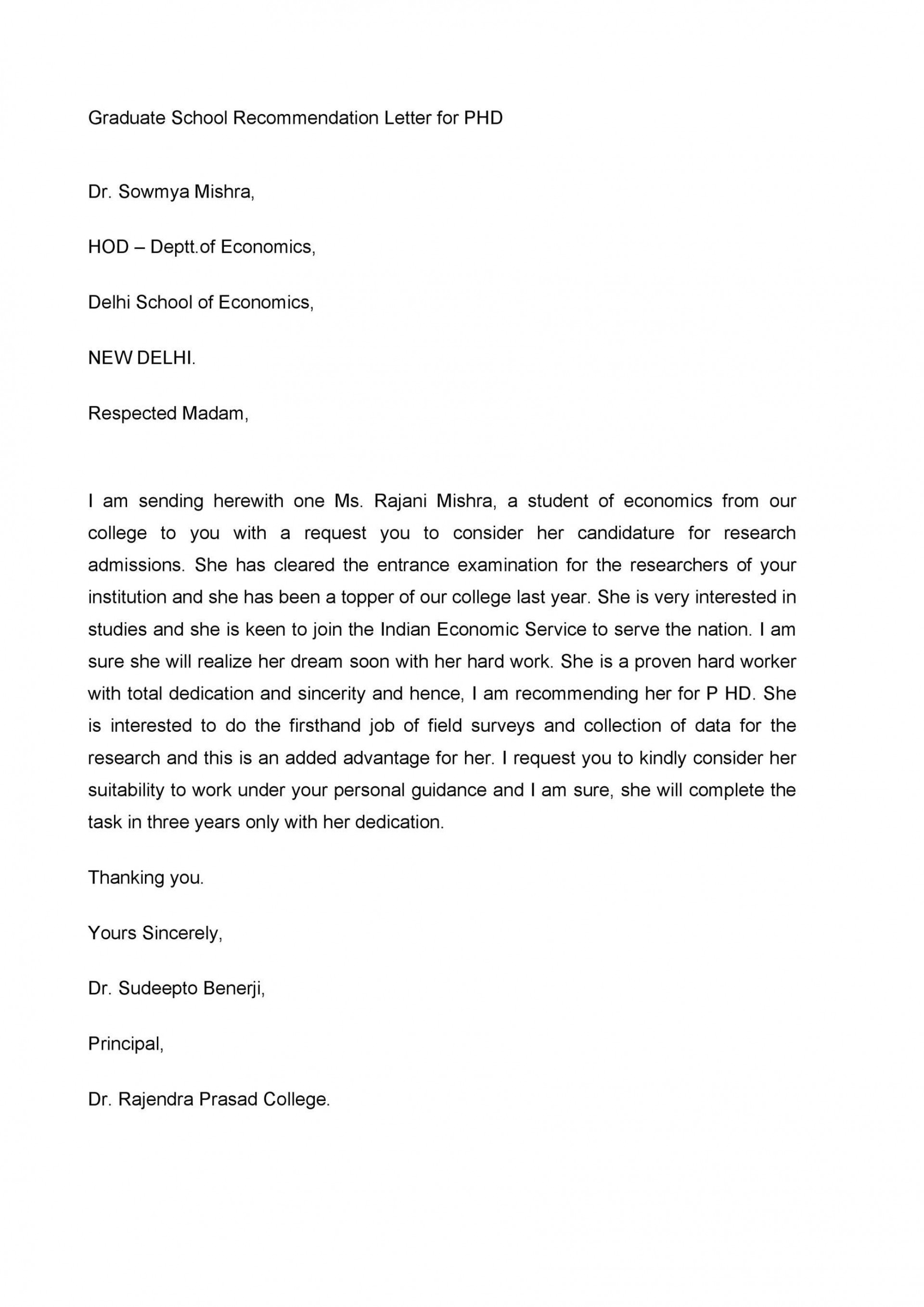 007 Stunning Letter Of Recommendation Template For College Student Photo  Sample From Professor1920