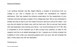 007 Stunning Letter Of Recommendation Template For College Student Photo  Sample From Professor