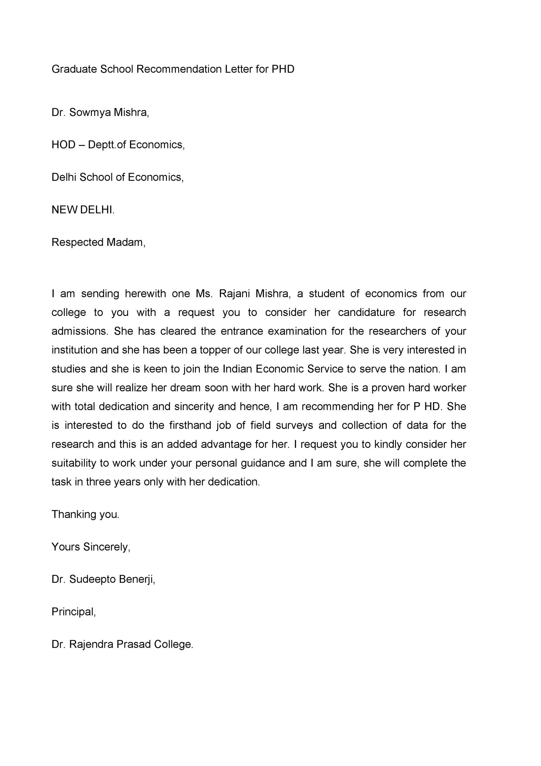 007 Stunning Letter Of Recommendation Template For College Student Photo  Sample From ProfessorFull