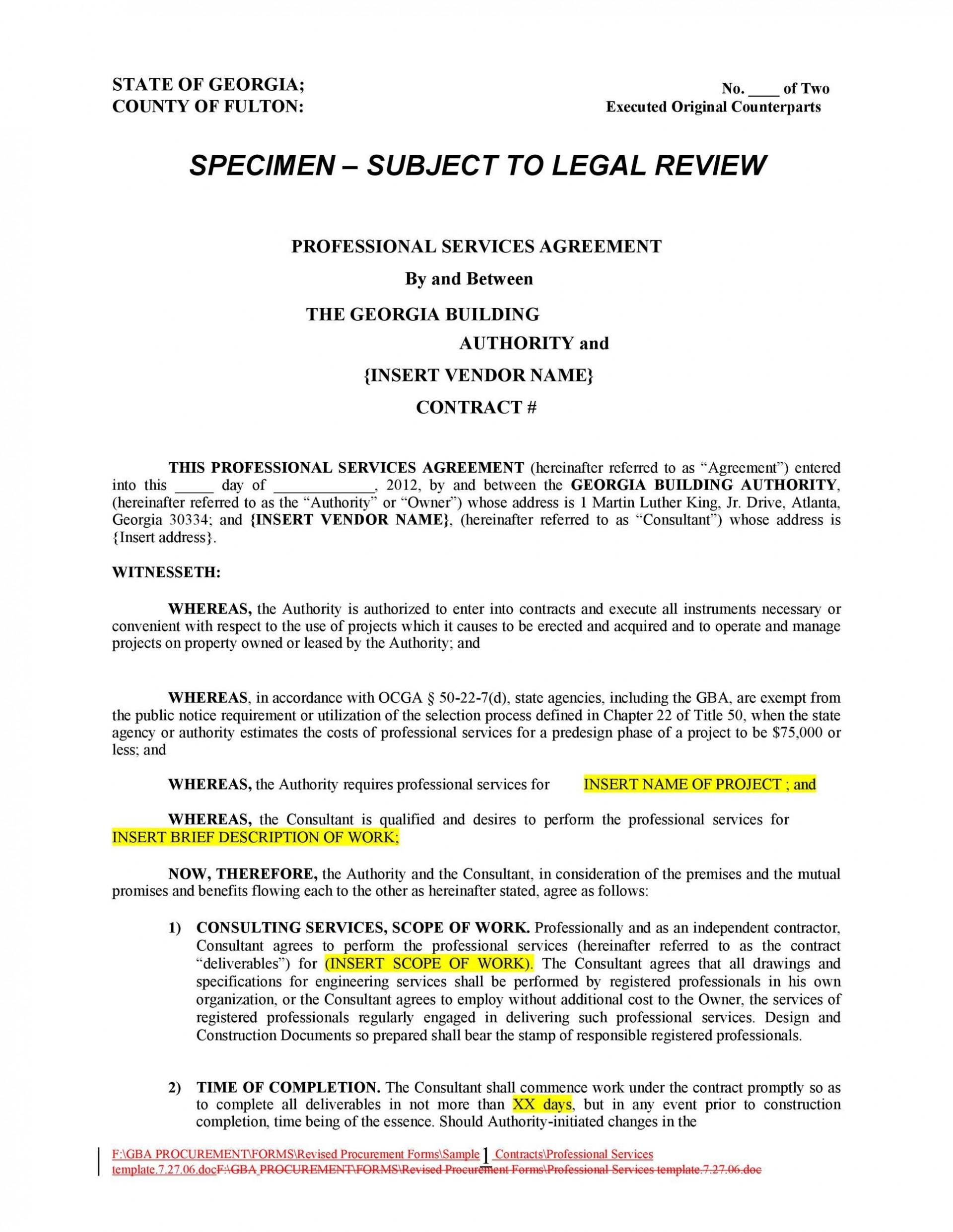 007 Stunning Master Service Agreement Template Highest Quality  Free Australia1920