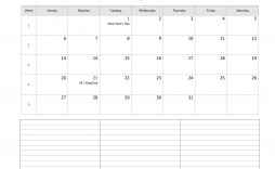 007 Stunning Monthly Appointment Calendar Template Idea  Schedule Excel Free 2020