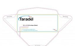 007 Stupendou 10 Envelope Template Word Photo  Size Microsoft #10 Double Window