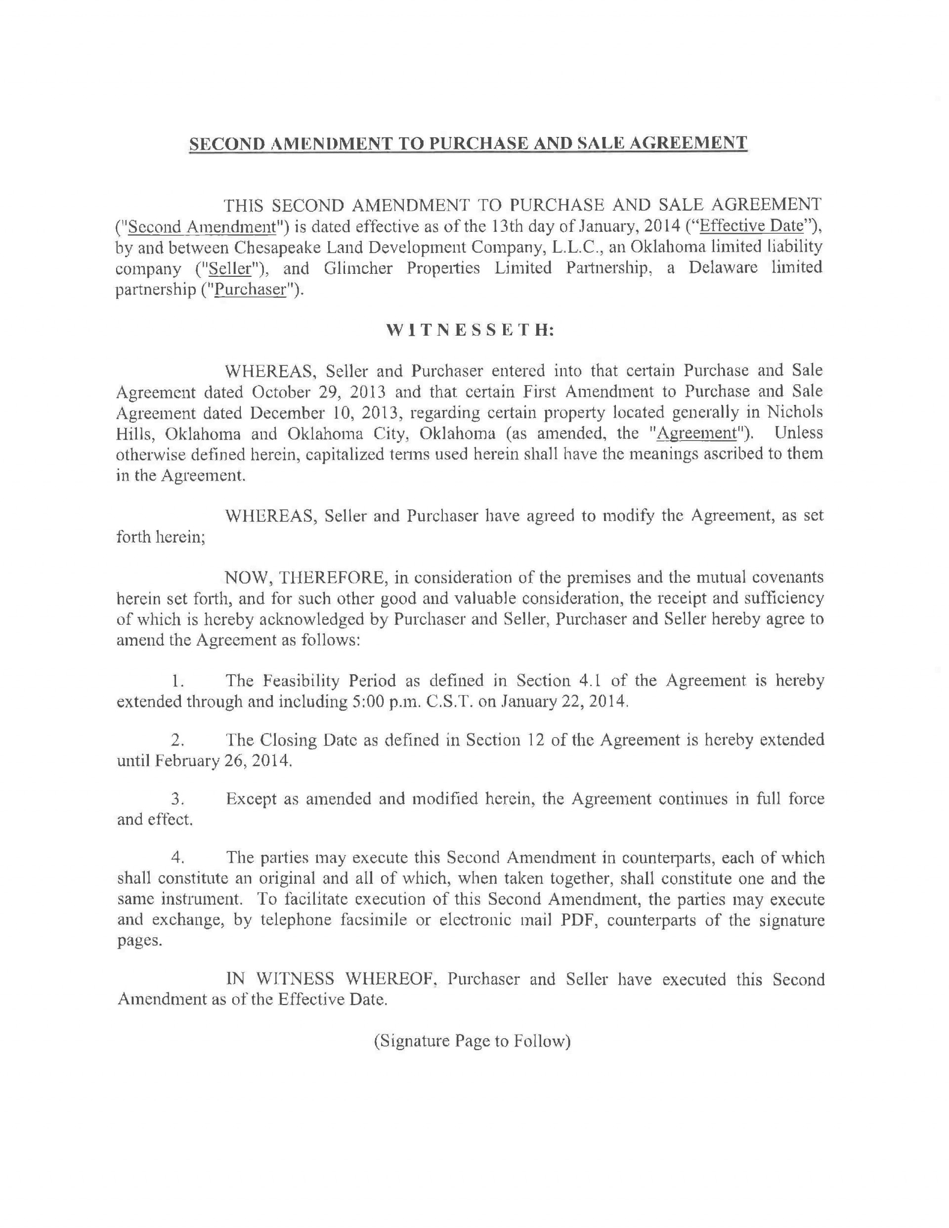 007 Stupendou Buy Sell Agreement Llc Sample Example 1920
