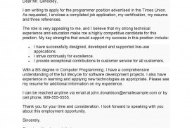 007 Stupendou Cover Letter Writing Sample Idea  Example For Content Job Resume