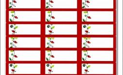 007 Stupendou Free Addres Label Template Christma Highest Clarity  Christmas Return 30 Per Sheet Microsoft Word