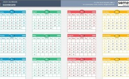 007 Stupendou Free Calendar Template Excel High Def  Monthly 2020 Perpetual 2019