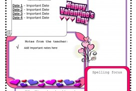 007 Stupendou Free Teacher Newsletter Template Picture  Classroom For Microsoft Word Google Doc