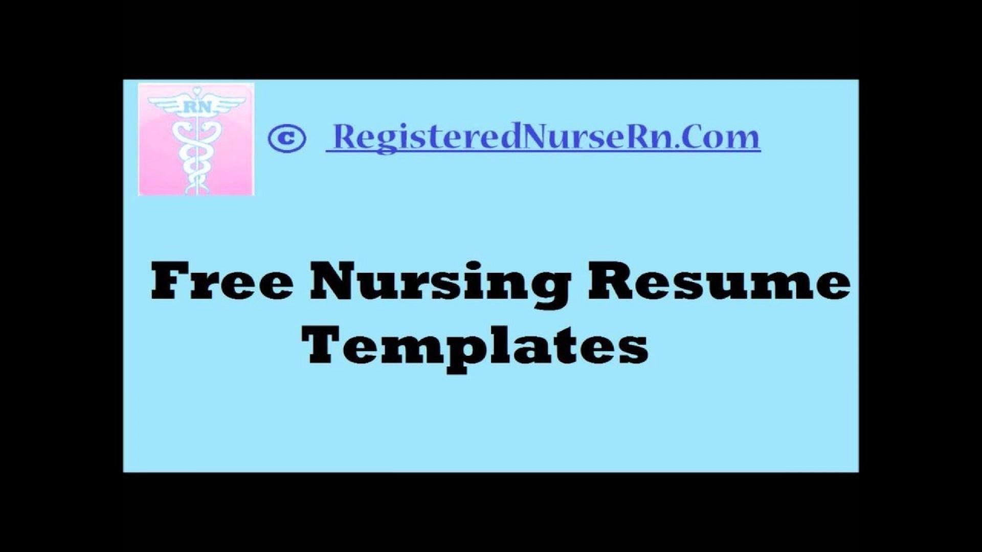 007 Stupendou Nurse Resume Template Word Design  Cv Free Download Rn1920