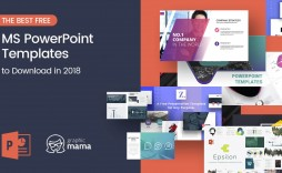 007 Stupendou Ppt Presentation Template Free Example  Professional Best For Corporate Download