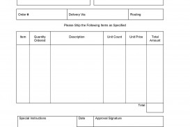 007 Stupendou Purchase Order Excel Template High Definition  Vba Download Free