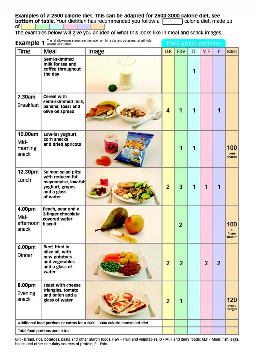007 Stupendou Sample 1800 Calorie Meal Plan Pdf Concept Large