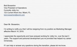 007 Stupendou Sample Resignation Letter Template Email Highest Quality
