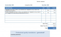 007 Stupendou Self Employed Invoice Template Excel Idea  Uk