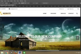 007 Stupendou Simple Web Page Template Inspiration  Html Website Free Download In Design Using And Cs