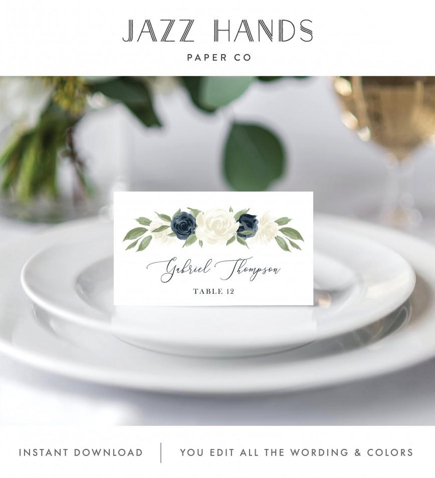 007 Stupendou Wedding Name Card Template Sample  Free Download Design Sticker Format868