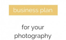007 Stupendou Wedding Photography Busines Plan Example High Resolution  Sample Of