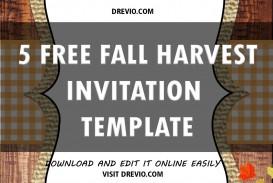 007 Surprising Free Fall Invitation Template Printable High Definition  Beach Wedding Western