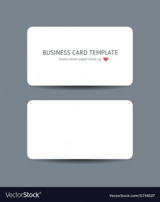 007 Surprising Plain Busines Card Template Inspiration  White Free Download Blank Printable Word 2010320