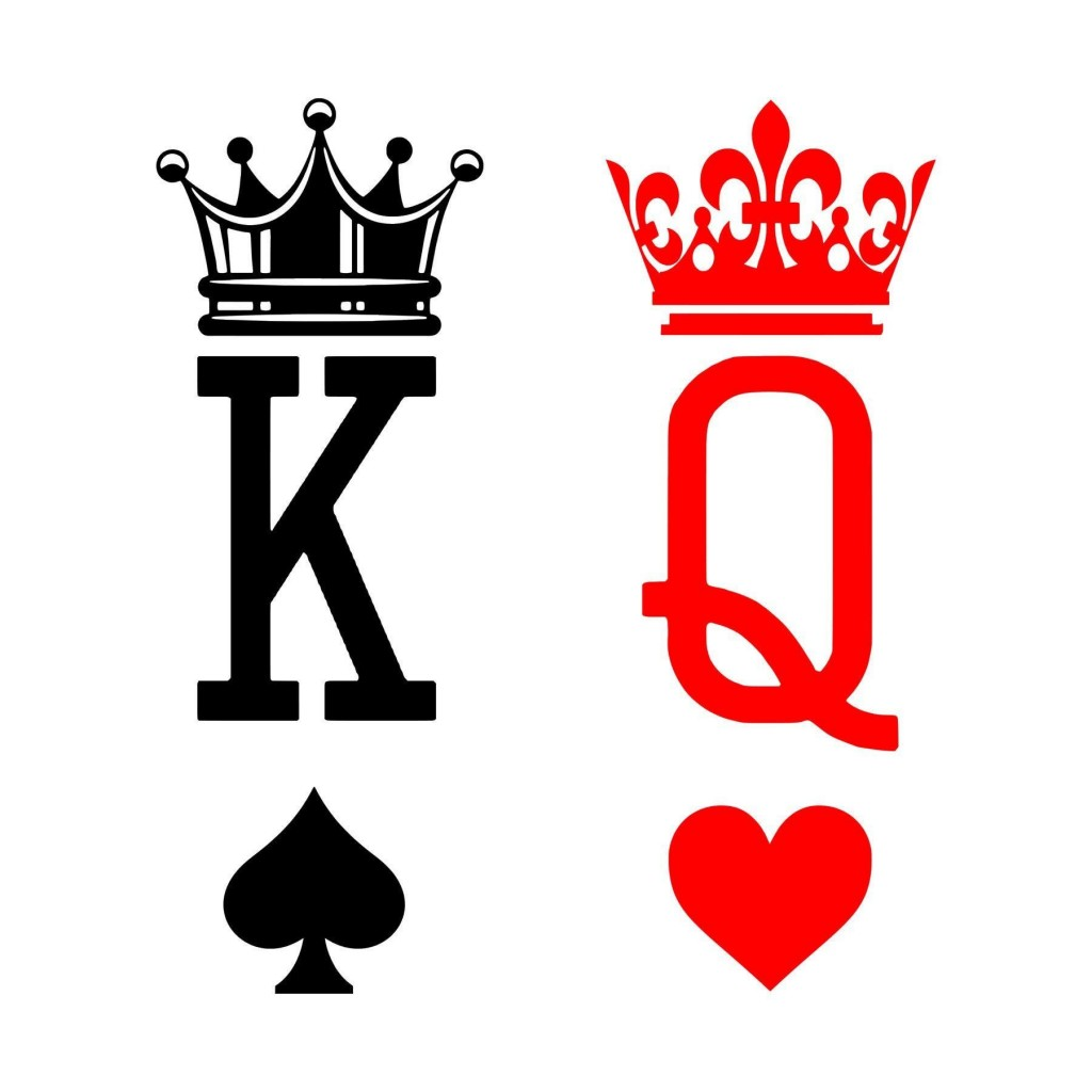 007 Surprising Queen Of Heart Crown Printable High Definition  TemplateLarge