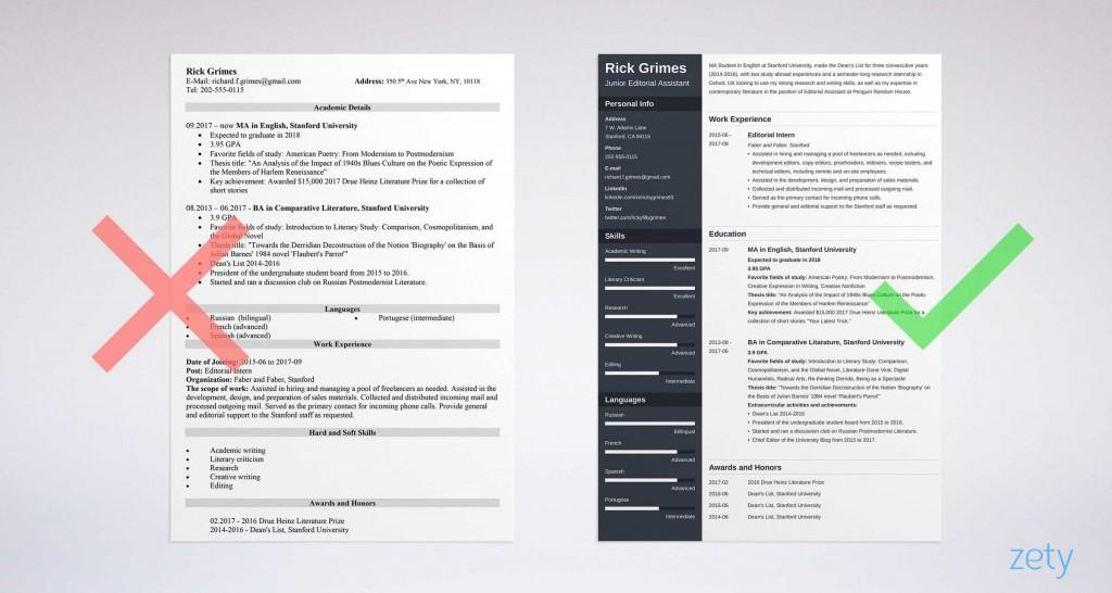 007 Surprising Undergraduate Student Cv Template Highest Quality  Sample Pdf DownloadLarge