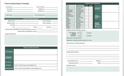007 Surprising Workplace Injury Report Form Template Ontario Example