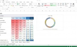 007 Top Busines Plan Excel Template Example  Xl Financial Free Startup