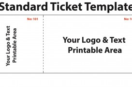 007 Top Editable Ticket Template Free Sample  Concert Word Irctc Format Download Movie