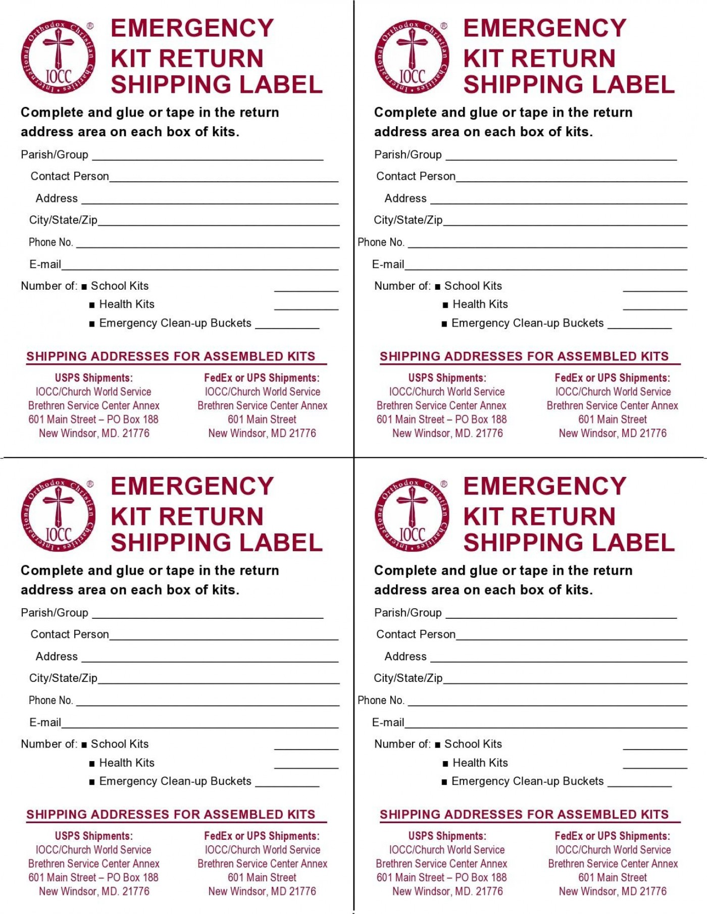 007 Top Free Online Shipping Label Template Example 1400
