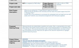007 Top Free Project Proposal Template Inspiration  Document Ppt Pdf