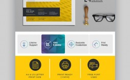 007 Top Graphic Design Proposal Template Indesign Example  Free