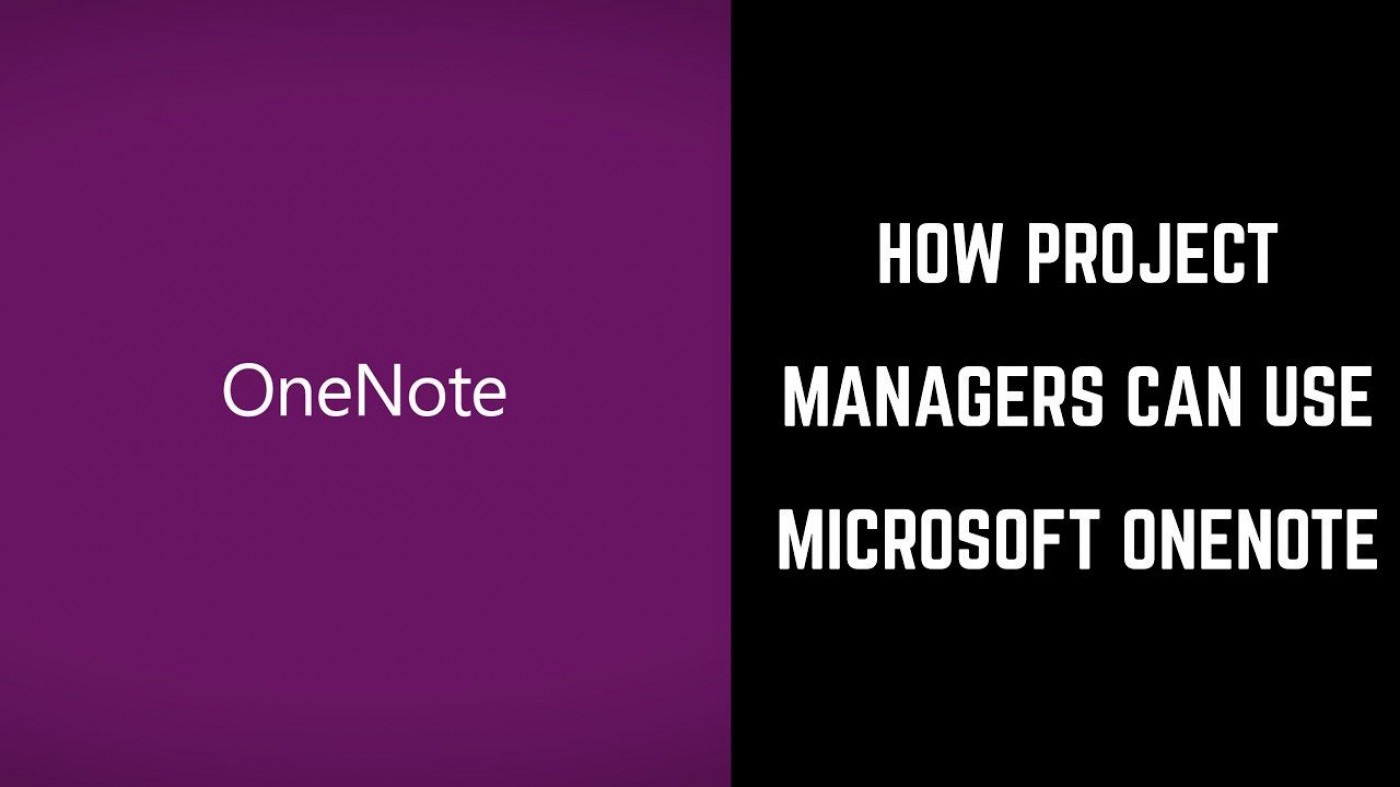 007 Unbelievable Microsoft Onenote Project Management Template High Definition 1400
