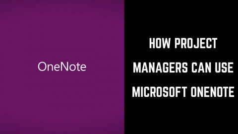 007 Unbelievable Microsoft Onenote Project Management Template High Definition 480