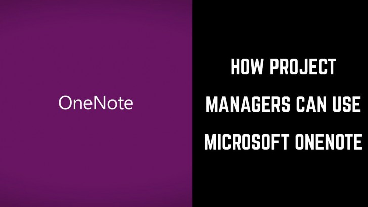 007 Unbelievable Microsoft Onenote Project Management Template High Definition 728