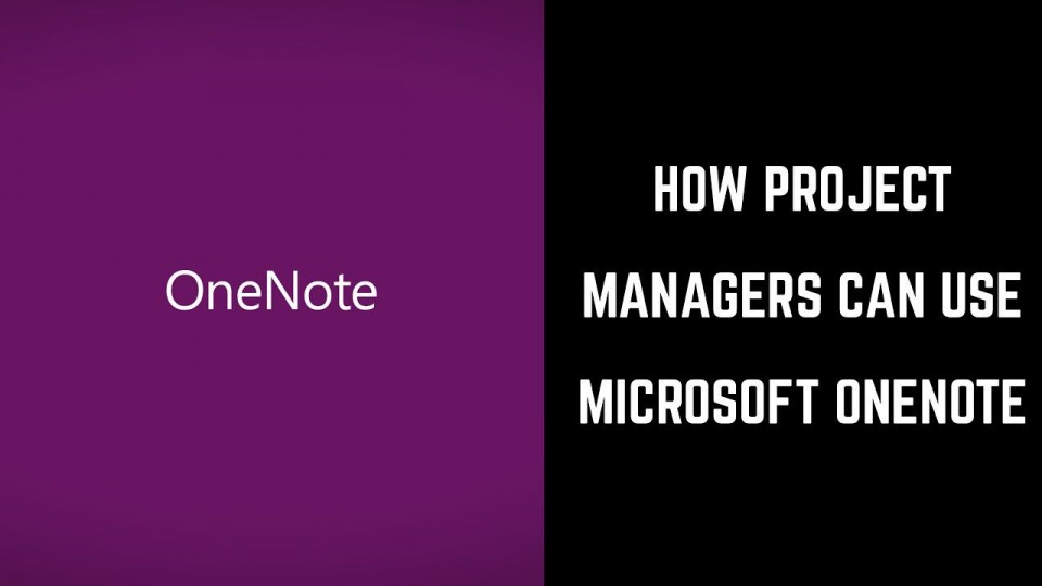 007 Unbelievable Microsoft Onenote Project Management Template High Definition 960