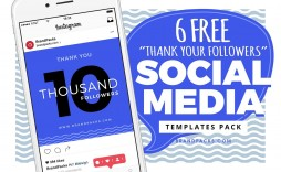 007 Unbelievable Social Media Template Free Psd Highest Clarity  Download