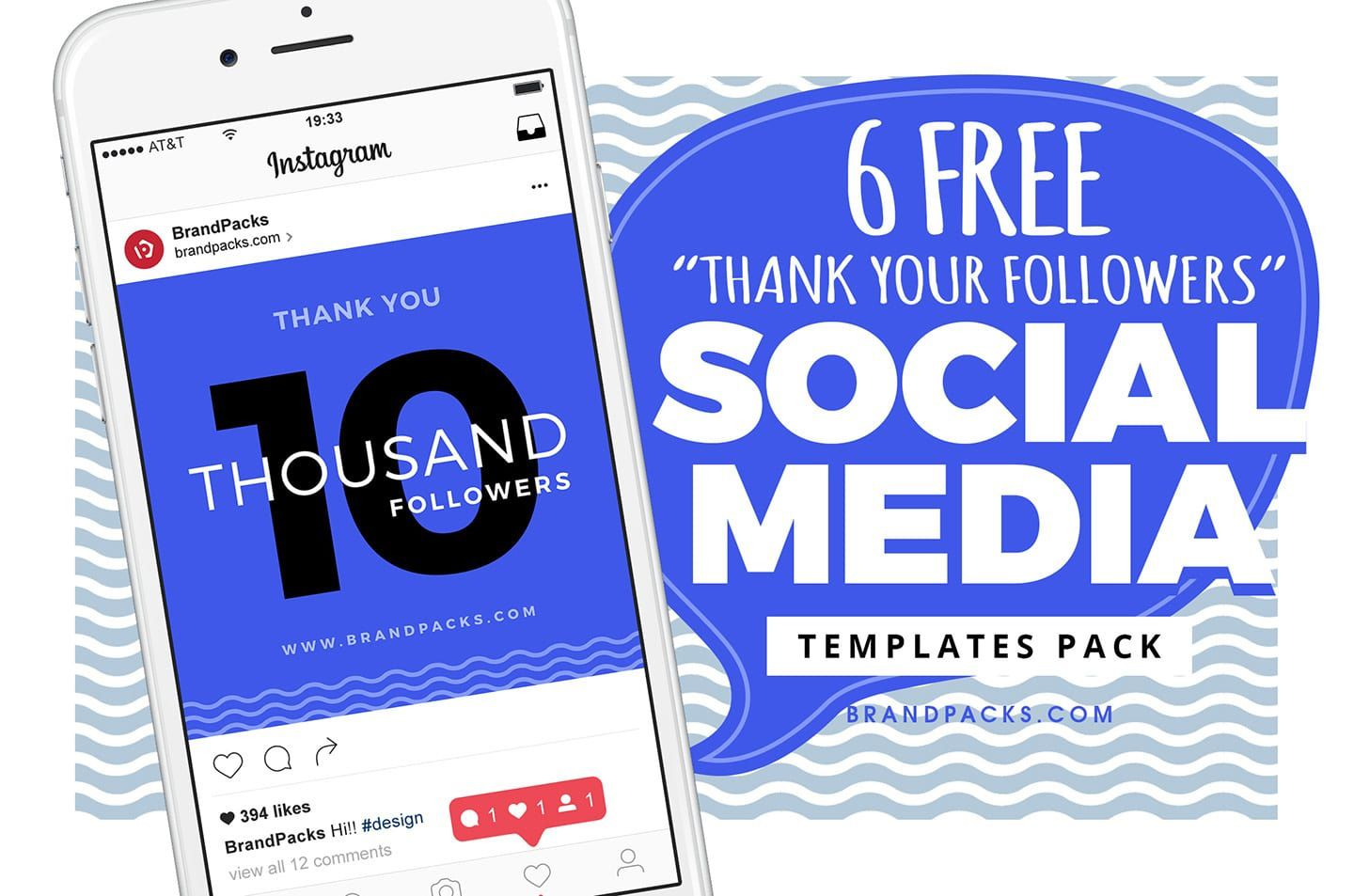 007 Unbelievable Social Media Template Free Psd Highest Clarity  DownloadFull
