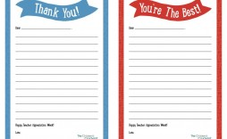 007 Unbelievable Thank You Note Template Printable Highest Quality  Letter Baby Card Word