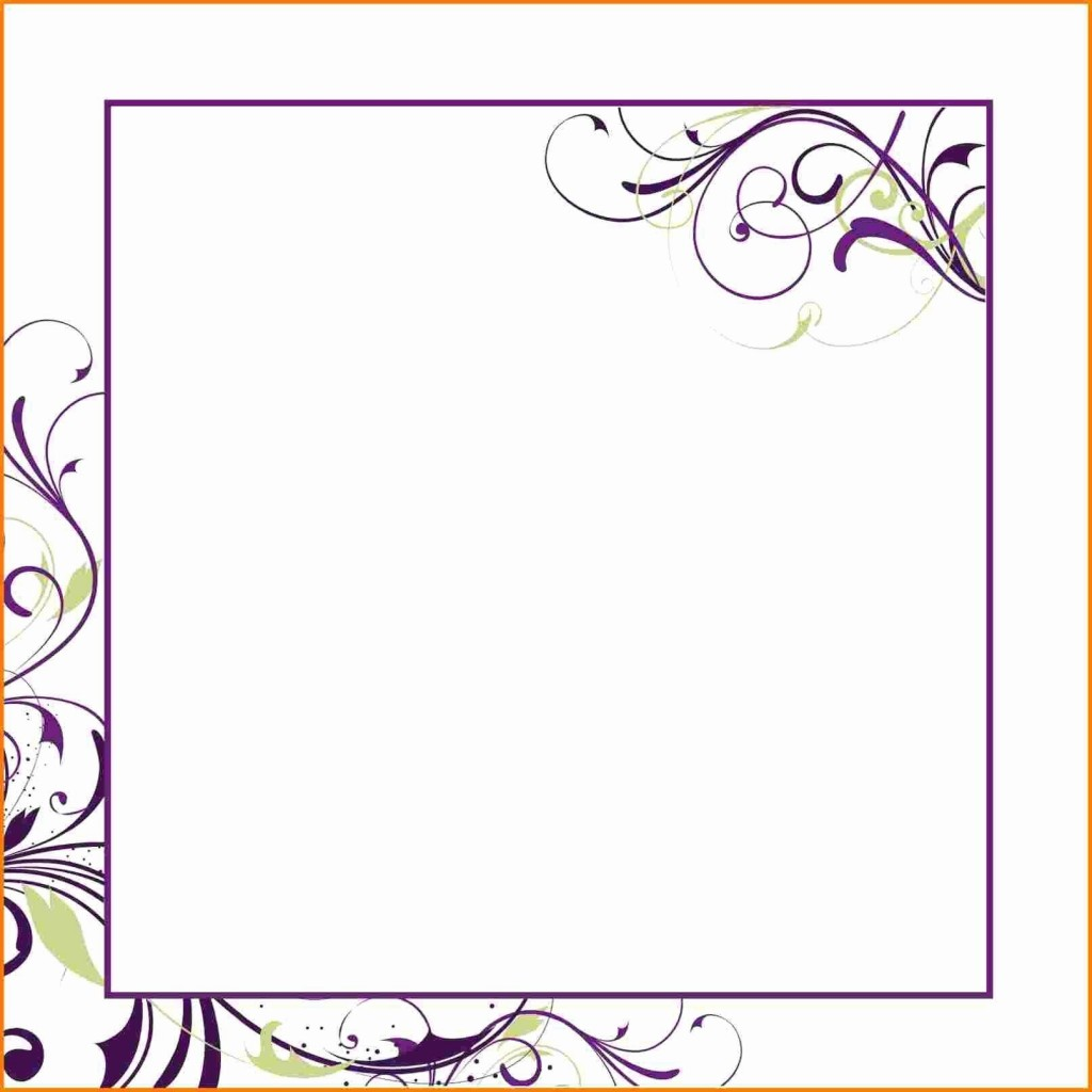 007 Unforgettable Blank Birthday Invitation Template For Microsoft Word Sample Large