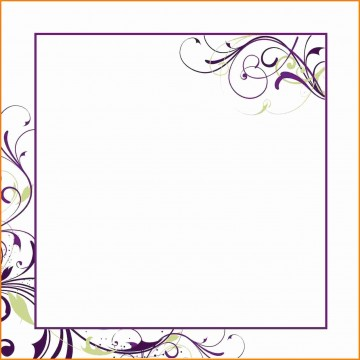 007 Unforgettable Blank Birthday Invitation Template For Microsoft Word Sample 360