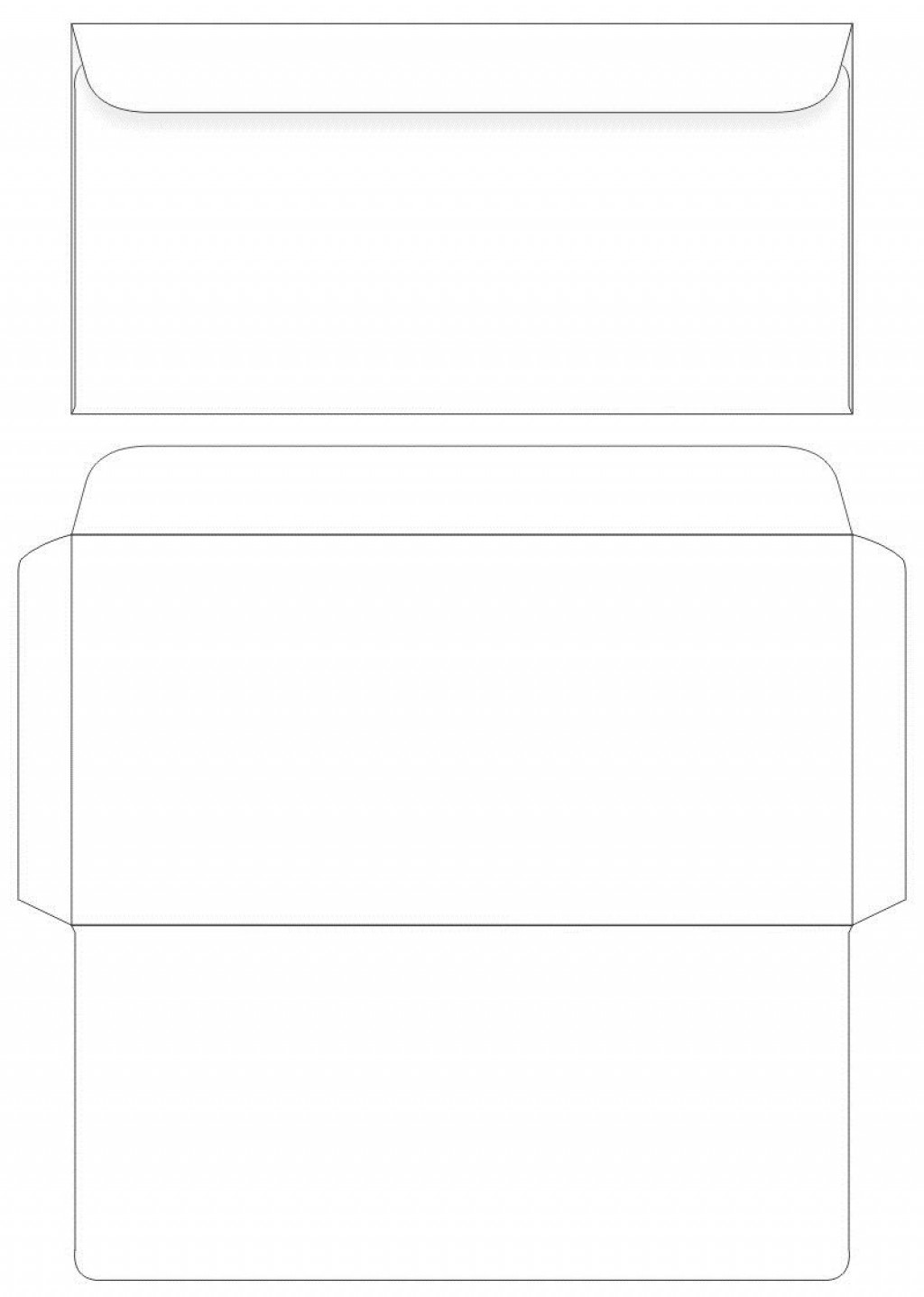 007 Unforgettable Envelope Label Template Free Inspiration  DownloadLarge