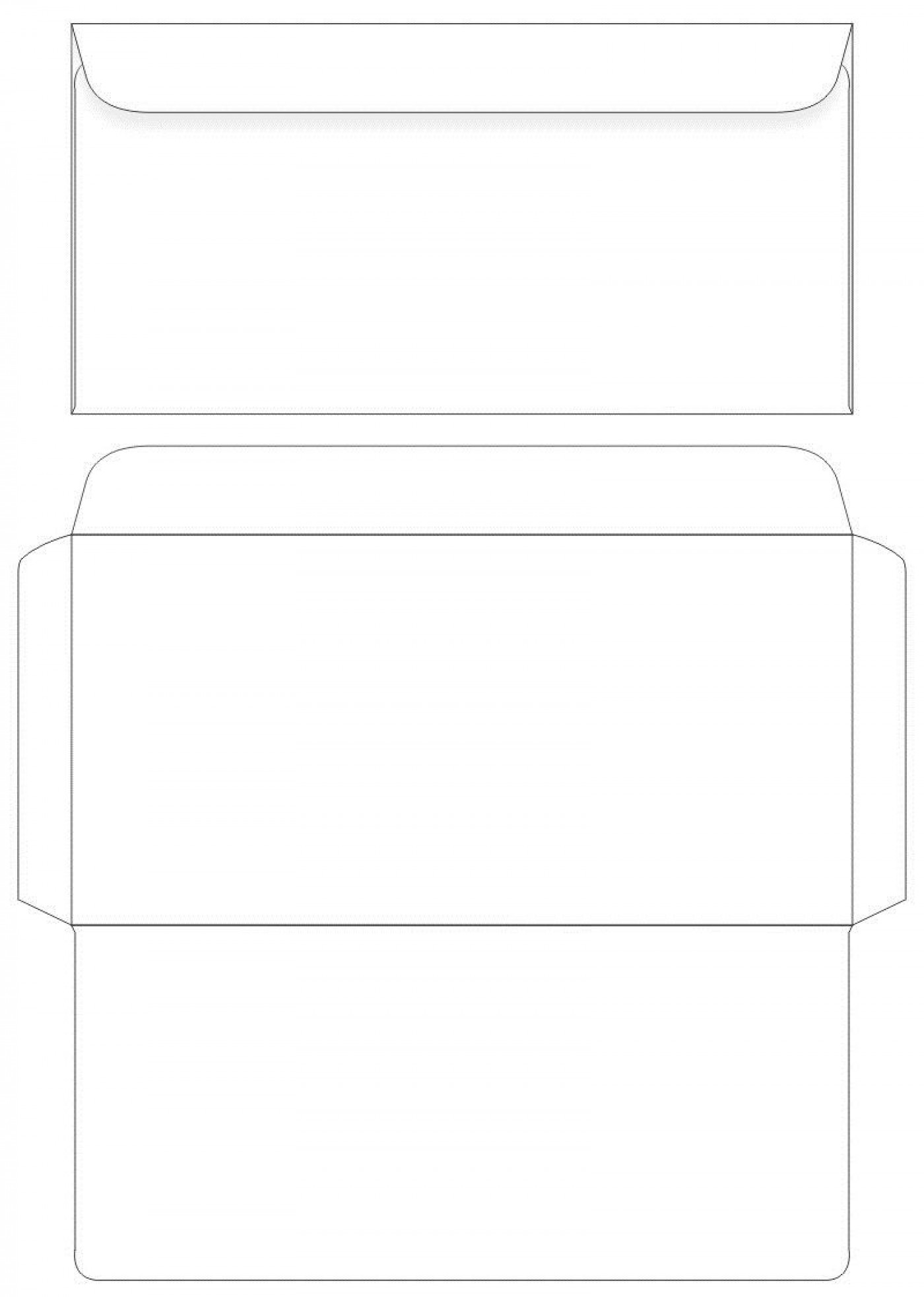 007 Unforgettable Envelope Label Template Free Inspiration  Download1400