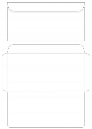 007 Unforgettable Envelope Label Template Free Inspiration  Download320