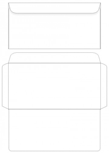 007 Unforgettable Envelope Label Template Free Inspiration  Download360